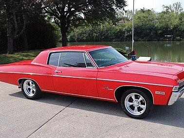 1968 Chevrolet Impala for sale 101380055