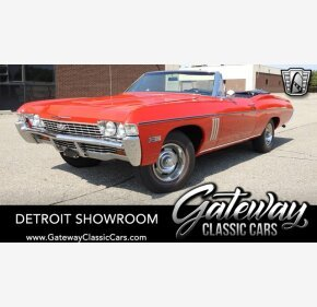 1968 Chevrolet Impala SS for sale 101380294