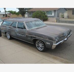 1968 Chevrolet Impala Wagon for sale 101396742