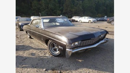 1968 Chevrolet Impala for sale 101402641