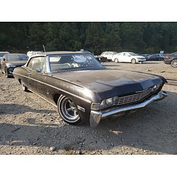 1968 Chevrolet Impala for sale 101402641
