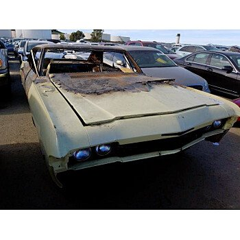 1968 Chevrolet Impala for sale 101453692