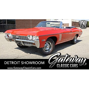 1968 Chevrolet Impala SS for sale 101472176