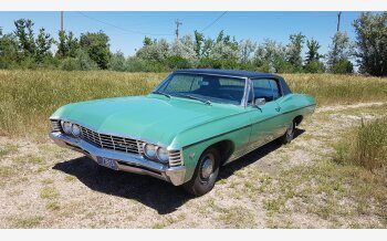 1968 Chevrolet Impala Coupe for sale 101536662