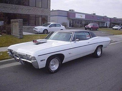 1968 Chevrolet Impala SS for sale 101555653