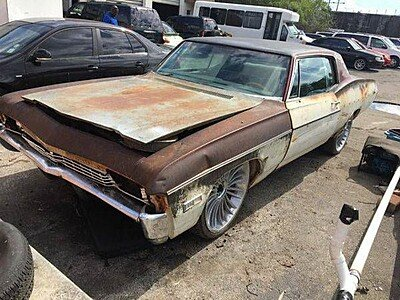 1968 Chevrolet Impala for sale 101584733
