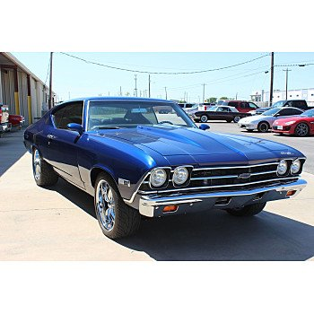 1968 Chevrolet Malibu for sale 101318693