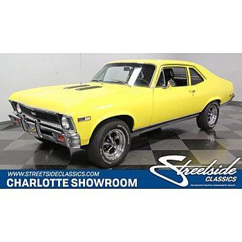 1968 Chevrolet Nova for sale 101003256