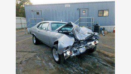 1968 Chevrolet Nova for sale 101236667