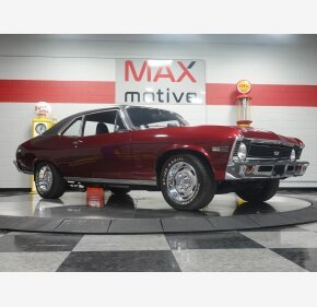 1968 Chevrolet Nova for sale 101327290