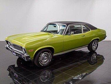 1968 Chevrolet Nova for sale 101350881