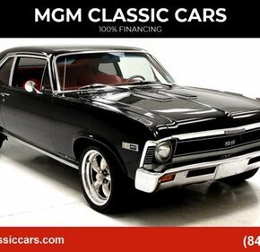 1968 Chevrolet Nova for sale 101450127
