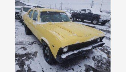 1968 Chevrolet Nova for sale 101461623