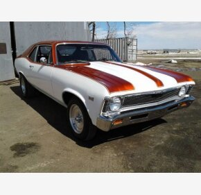 1968 Chevrolet Nova for sale 101485483