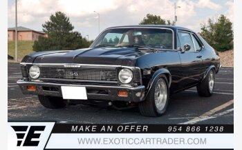 1968 Chevrolet Nova Coupe for sale 101576849