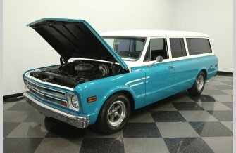 1968 Chevrolet Suburban 2WD for sale 101343419