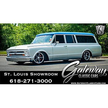 1968 Chevrolet Suburban for sale 101165417