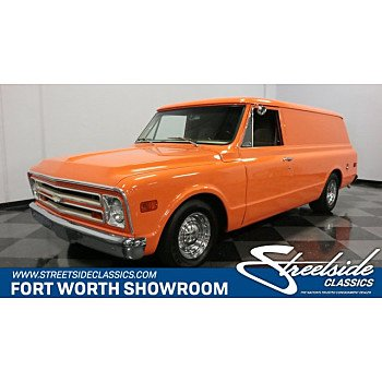 1968 Chevrolet Suburban for sale 101204682