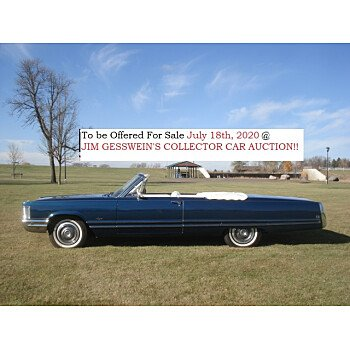 1968 Chrysler Imperial for sale 101292478