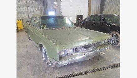 1968 Chrysler Newport for sale 101358077