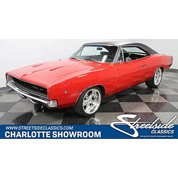 1968 Dodge Charger for sale 101210217