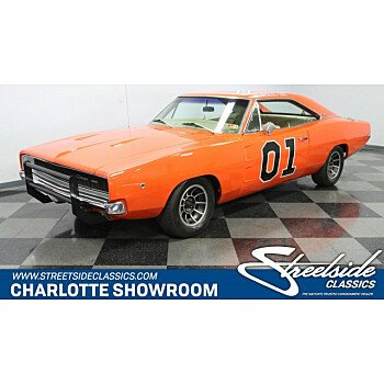 1968 Dodge Charger for sale 101220010