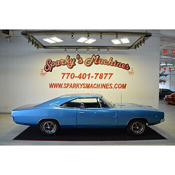 1968 Dodge Charger for sale 101452362