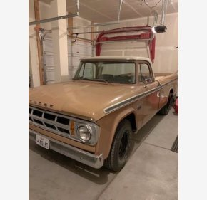 1968 Dodge D/W Truck for sale 101415151