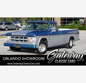 1968 Dodge D/W Truck for sale 101424021