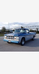1968 Dodge D/W Truck for sale 101470729
