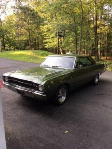1968 Dodge Dart Classics For Sale Classics On Autotrader