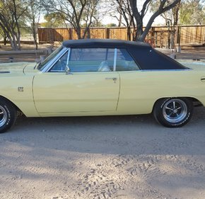 1968 Dodge Dart GTS for sale 101267874