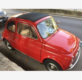 1968 FIAT 500 for sale 101079811