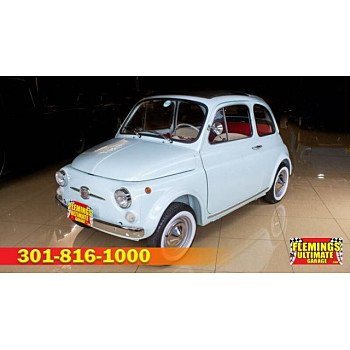 1968 FIAT 500 for sale 101282931
