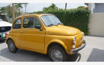 1968 FIAT 500 Pop Cabrio for sale 101495514