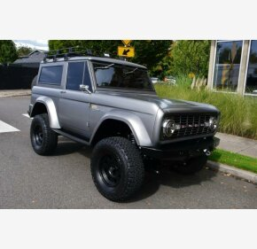 Ford Bronco Classics For Sale Classics On Autotrader