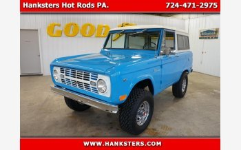 1968 Ford Bronco for sale 101115816