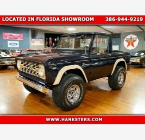 1968 Ford Bronco for sale 101207105
