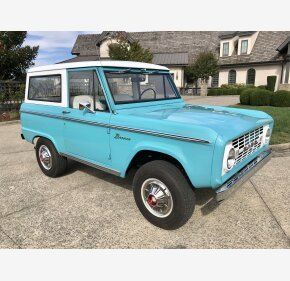 1968 Ford Bronco for sale 101233540