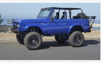 1968 Ford Bronco Sport for sale 101367298