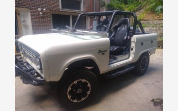 1968 Ford Bronco for sale 101379471
