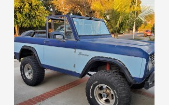 1968 Ford Bronco for sale 101409639