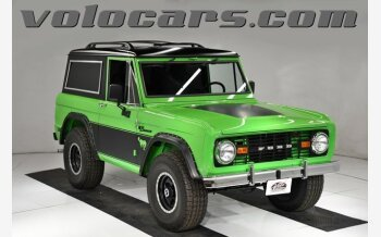 1968 Ford Bronco for sale 101511308