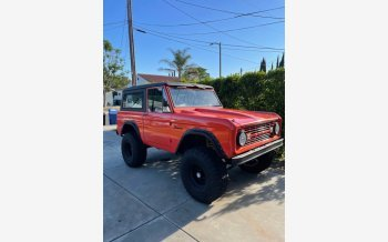 1968 Ford Bronco Sport for sale 101525936