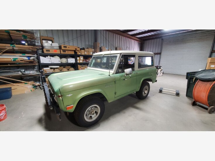1968 Ford Bronco for sale 101558676