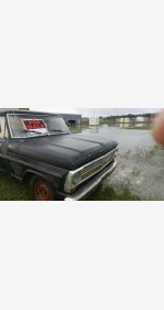 1968 Ford F100 for sale 100828506