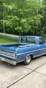 1968 Ford F100 for sale 100968520