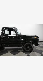 1968 Ford F100 2WD Regular Cab for sale 100981521