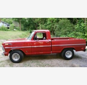 1968 Ford F100 for sale 101028327