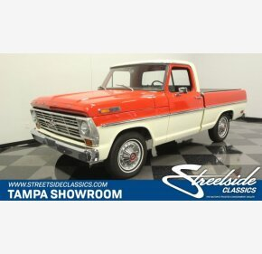 1968 Ford F100 for sale 101044144